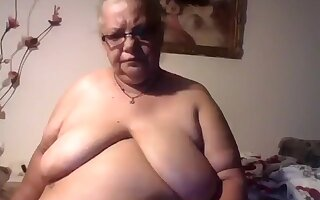 grandma_strikes dilettante record on 07/04/15 23:24 from chaturbate