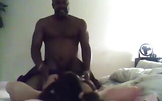 Interracial pigtailed girl sex fantasy