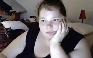 fat girl on cam
