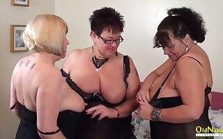 OldNannY Of a male effeminate Trisha Threesome Lesbian Party Mistreat