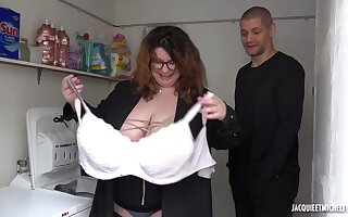 French THICK cougar Humped Hard