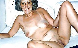 ILoveGrannY Grandmas Pictured be worthwhile for Home Porn