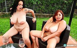 Huge Boobs In Fat Tatas