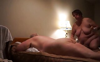 Hubby gets asshole toyed
